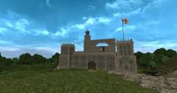 Castle Beefhart / Fort Husscraft Minecraft Map & Project