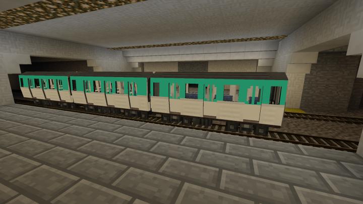 Traincraft mod 1. 7. 10 (zeppelins, track builders) 9minecraft. Net.