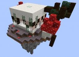 FNAF skywars map Minecraft