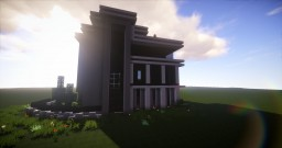 Modern House 2.0 Minecraft Map & Project
