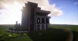 Modern House 2.0 Minecraft Project