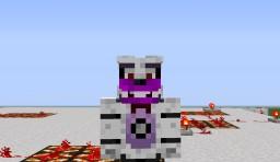 Freddy Fazbear's Pizzeria Simulator Minecraft Project