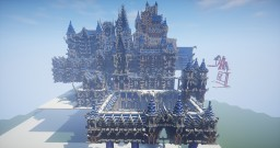 Steffensch' castle (my current project) Minecraft Map & Project