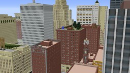 The Philmore Building (Remodel): The Bakerstown Project Minecraft Project