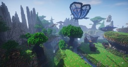 Epic Fantasy World Minecraft Project
