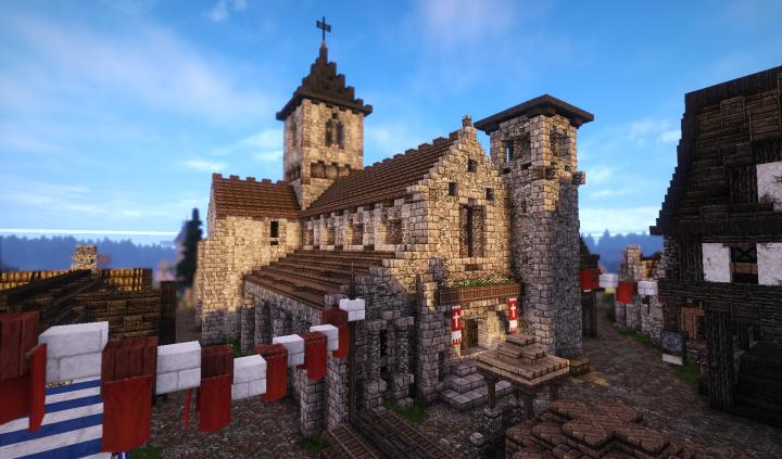 Church of the hamlet