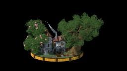 Giant house Minecraft