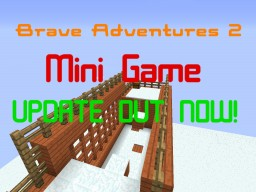Brave Adventures 2: Revenge Minecraft Map & Project