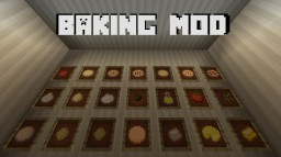 [1.12.2] Baking Mod (Pizza, Tomatoes, and Sugar Cookies!) Minecraft Mod