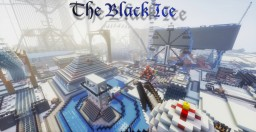 The Black Ice - [A Theme Park build in Minecraft Vanilla] (1.12+) Minecraft Project