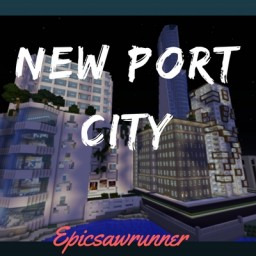 New Port City Minecraft
