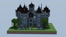 [Victorian/Gothic Mansion] by F7ip and Diamondig Minecraft Project