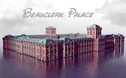 Beauclerk Palace Minecraft Project