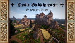 ✙ Castle Giebichenstein ✙ Minecraft Project