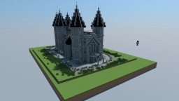 [Gothic Church] By F7ip Minecraft Project