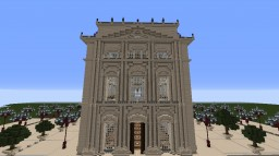 19th Century Ballroom Minecraft Map & Project
