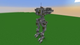 Mark IX Mantis Walker Minecraft Map & Project