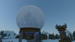 Jeracraft Snow Globe Contest Finalist Minecraft Map & Project