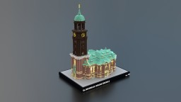 Saint Michealis Church Minecraft Project
