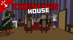 Minecraft Christmas House - Redstone Map Minecraft Project