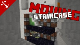 Moving Staircase by Mike Miner Minecraft Project