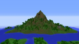 The Land of Ro'at - Te Maunga (The Mountain) Minecraft Map & Project