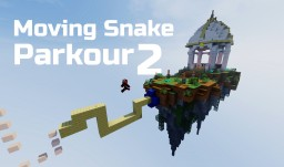 Moving Snake Parkour 2 Minecraft Project