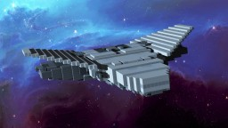 Preorate-class dropship Minecraft Map & Project