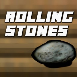Rolling Stones - A stylized 16x16 Resource pack (1.2) Minecraft Texture Pack