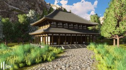 [GN] Japanese architectures by Chang_Zhi 04 Minecraft Map & Project