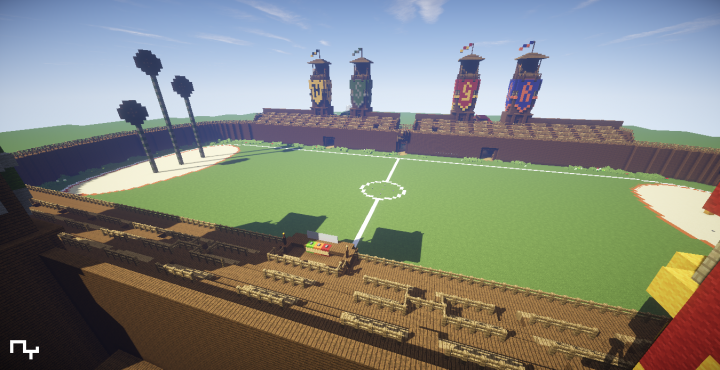 Quidditch The Game Actually Functional Minecraft Project