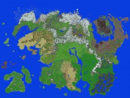 Tamriel Minecraft Map & Project