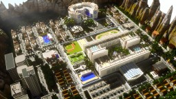 Karakura City - SchoolRP Minecraft Map & Project