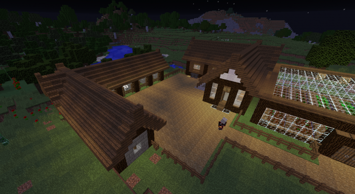 Llama Farm By Egokitty And Top Class Bass Minecraft Project