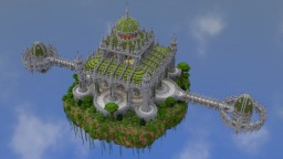 SkyHub Minecraft Map & Project
