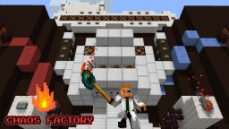 Chaos Factory - Boss Battle Minecraft Project