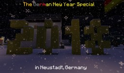 German New Year Special Minecraft Map & Project