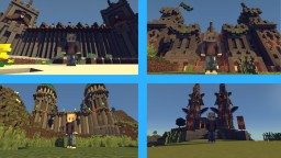 The Kingdoms Shall Rise Minecraft Map & Project