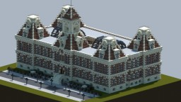 City Hall Project Minecraft Map & Project