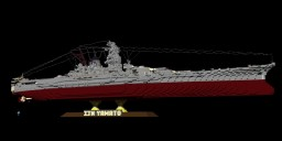 IJN  Yamato  ver 2017 Minecraft Map & Project