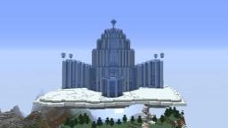 Elsa's Ice Palace Minecraft Map & Project