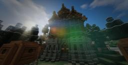 Fox Villa Minecraft Map & Project