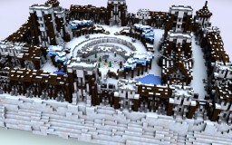 Pit Of Fights(PvP) Minecraft Map & Project