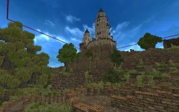 Castle: Butter-Barrel - Conquest Reforged #WeAreConquest Minecraft Map & Project