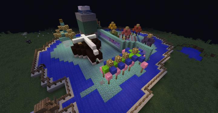 Island 9 - LunarCrescent Island