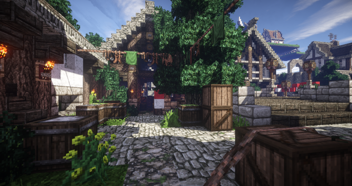 Zyria Roleplay | 1.14 RP & RPG Server | Looking for ...