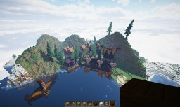 Nordic Dragon Minecraft Map & Project
