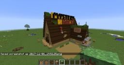 Gravity Falls Minecraft Project