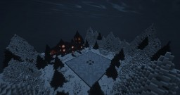 Spleef Arena (Winter Lodge) Minecraft Map & Project