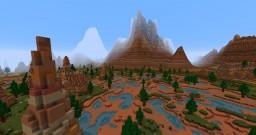 Skull Ridge Minecraft Map & Project